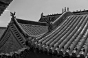 Ancient Roofs in Pingyao