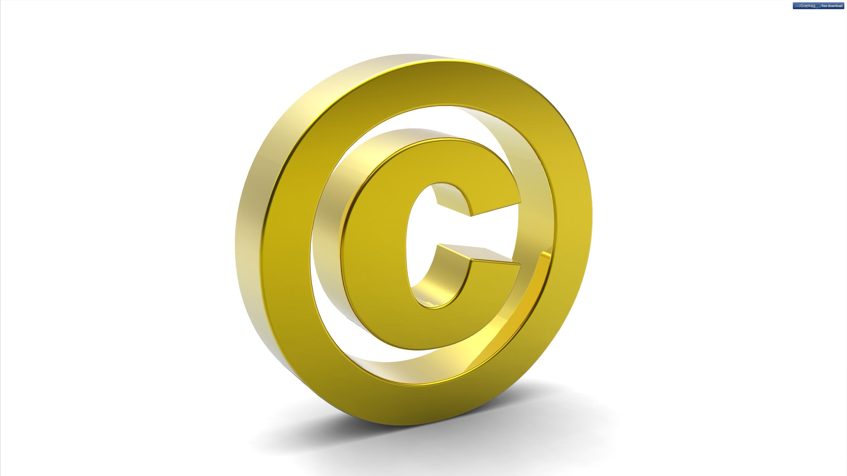 how to write copyright symbol on mac