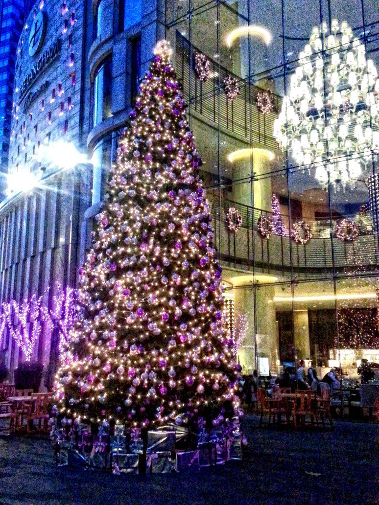 Shanghai Christmas